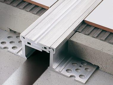 Giunto per pavimento in alluminio JOINTEC GA