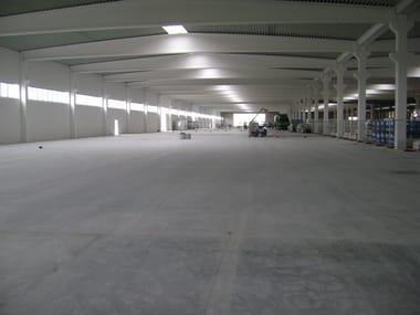 Cement industrial flooring STABILPAV