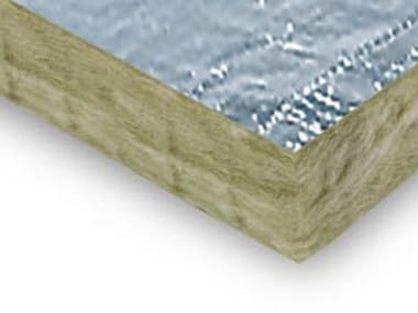 Thermal insulation sheet and panel in mineral fibre URSA TERRA PLUS 70/Ac - XL