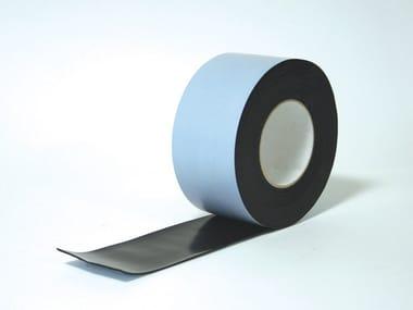 Self-adhesive bitumen tape for waterproofing ELOTENE 100 HDPE BITUMEN COMPOUND