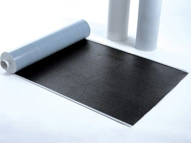 Self-Adhesive Bituminous Membrane Reinforced ELOTENE FG 50