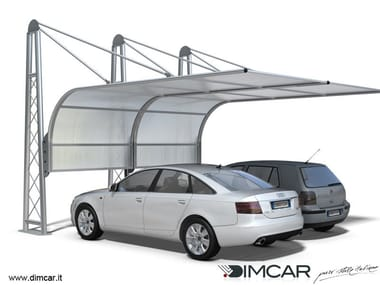 Steel Carport Airone