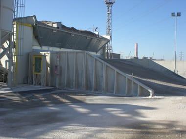 Silos and special container Rampe di carico prefabbricate
