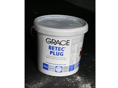 Cement-based waterproofing coating Betec® Plug