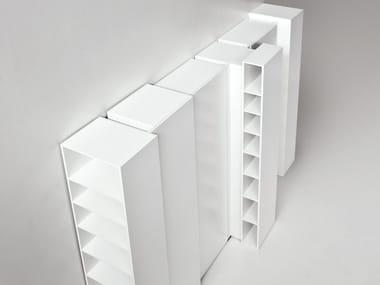 Modular bookcase BLIO | Bookcase