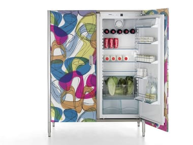 Fridge-freezer housing unit LIBERI IN CUCINA | Fridge