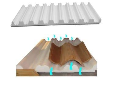 Sistemas de tejado/cubierta