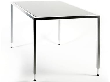 Rectangular table C.D. STACK | Table