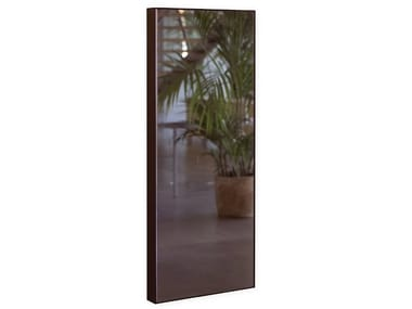 Wall-mounted mirror Q-BIC | Rectangular mirror