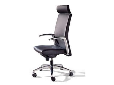 Cadeira executiva com braços KADOS | Cadeira executiva