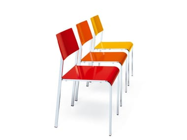 Stackable chair MARGHERITA | Chair