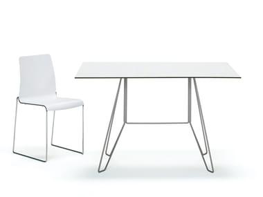 Square garden table MAROCCHINO | Square table