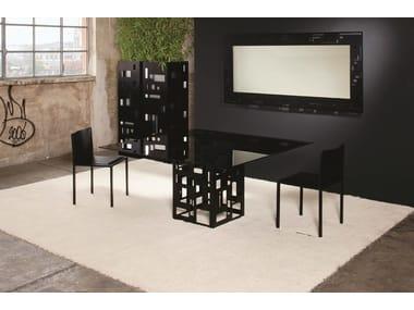Tavolo quadrato su misura VELASCA | Tavolo quadrato