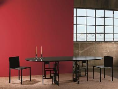 Oval custom table VELASCA | Oval table