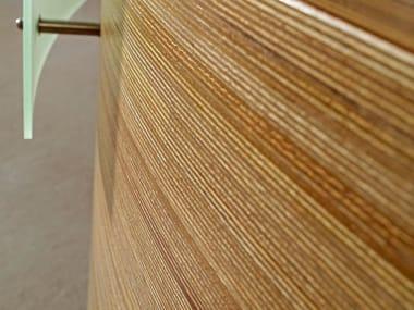 Wooden wall tiles PANEL FLEXIBLE