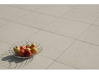 Stone outdoor floor tiles ARAGONE