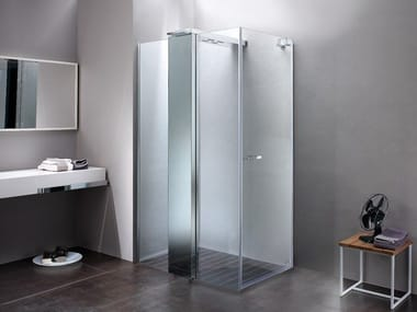 Multifunction shower column WATERPOLE