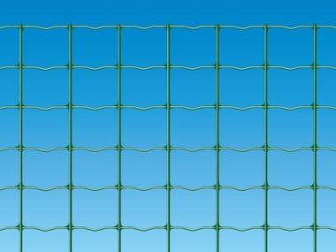 Security electrically welded mesh Fence STRONG