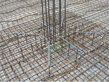 Steel bar, rod, stirrup for reinforced concrete JDA JORDAHL®