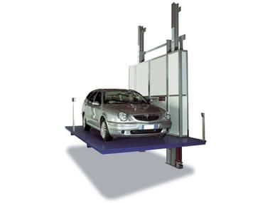 Parking lift MOVE & TOTALMOVE