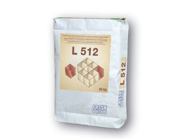 Masonry consolidation L 512