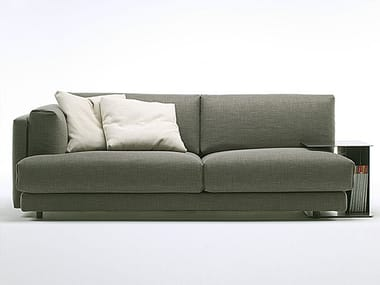 Sofa with removable cover FAMILY LOUNGE