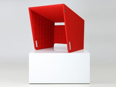 Cabine de escritório acústica BuzziCockpit