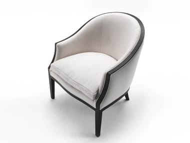 Upholstered armchair ABC