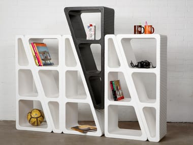 Modular bookcase MAKE / SHIFT