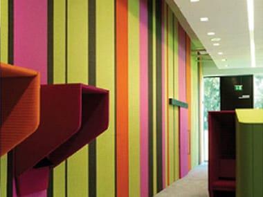 Sound absorbing wall tiles BUZZISKIN
