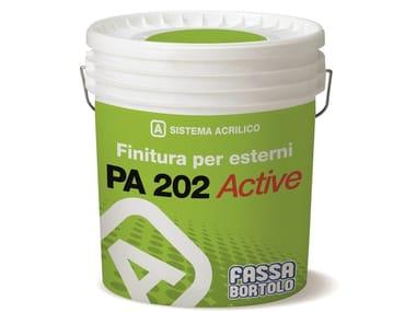 Finitura protettiva riempitiva PA 202 ACTIVE