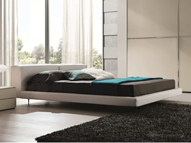 Upholstered bed double bed ZENIT | Bed