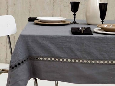 Linen tablecloth A'JOUR | Tablecloth
