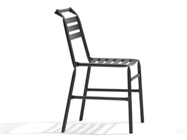 Steel chair STRAW | Chair