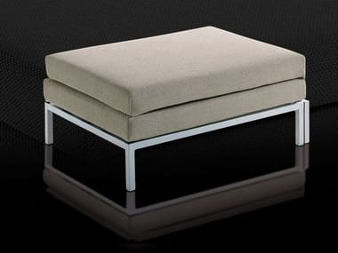 Pouf letto in tessuto WILLY | Pouf