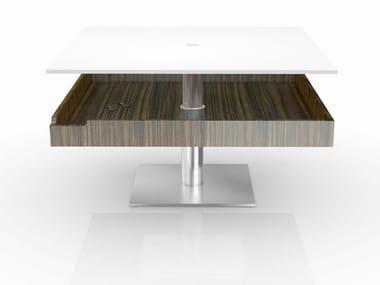 Square coffee table PHAETON