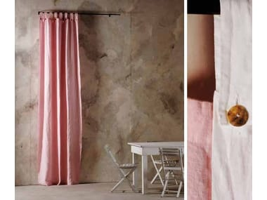 Linen curtain BOTTONI&ASOLE | Curtain