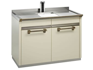 Stainless steel kitchen / sink ASCOT | Kitchen