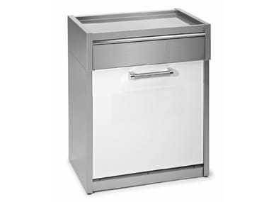 Stainless steel kitchen / dishwasher GENESI | Dishwasher