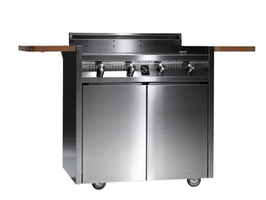Gas barbecue GREEN