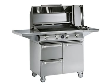Gas barbecue CADDIE