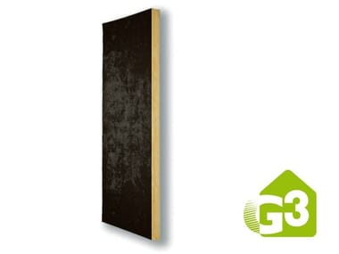 Glass wool Thermal insulation panel X60 VN G3