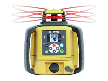 Optical and laser level TOPCON RL-SV2S