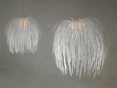 Polycarbonate pendant lamp TINA | Pendant lamp