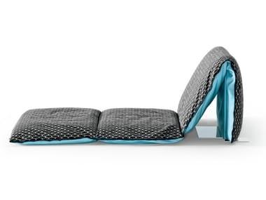 Rectangular polyurethane cushion NON CHALANCE