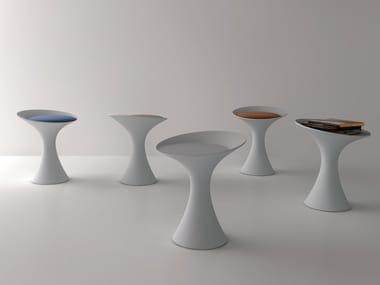 Cristalplant® stool / coffee table KALÉ