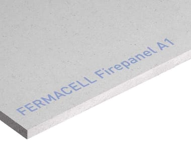 Fireproof panel for interior partition FIREPANEL A1