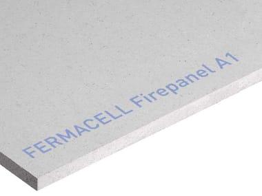 Pannello ignifugo per divisorio interno FIREPANEL A1