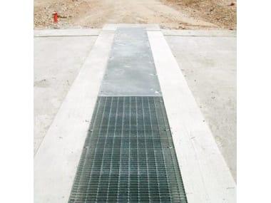 Elemento e canale di drenaggio D400 MAX