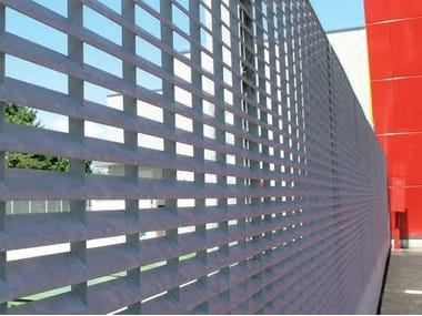 Screening steel Fence SCREEN